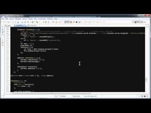 node.js, socket.io, and redis: Beginners Tutorial Client(Screencast)